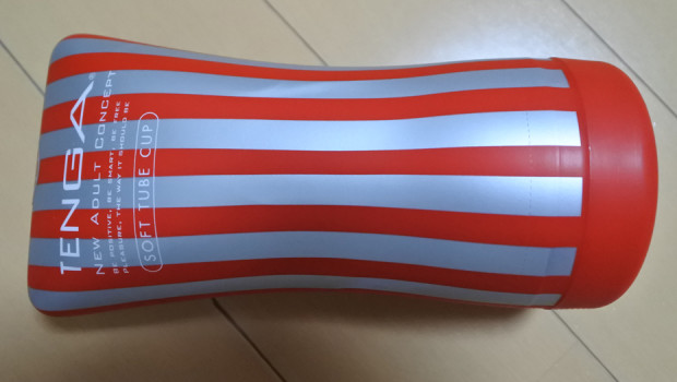 Review of Tenga soft tube cup