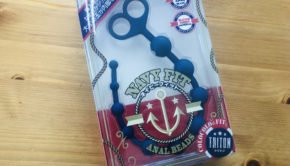 Navy Fit Triton Anal Beads Review